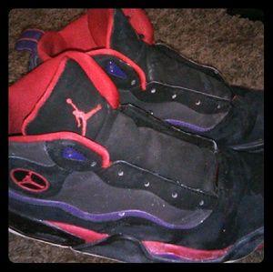 Nike Air Jordan TZ Raptors. Size 9.5